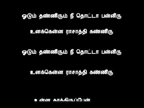 Tamil Song - பட்டு வண்ண ரோசாவாம்