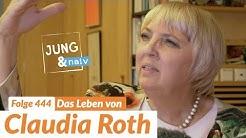 Claudia Roth (Bündnis 90/Die Grünen) - Jung & Naiv: Folge 444