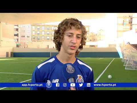 Formação: Sub-17 antevisão FC Porto-Académica CNJB Série B 7ª j 061017