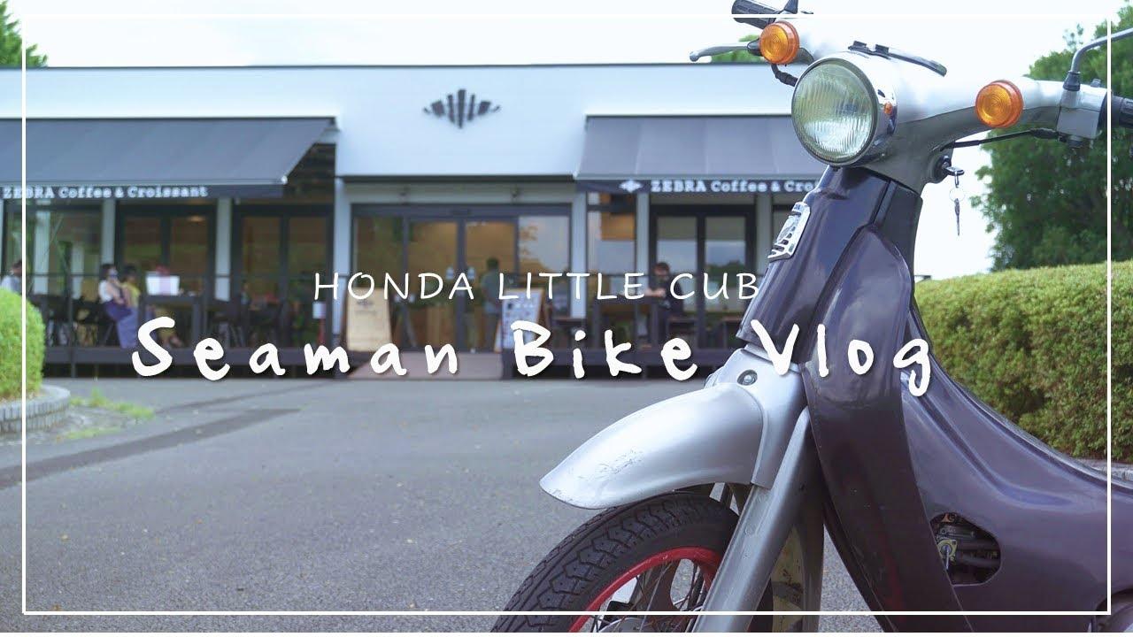 大好きな「ゼブラコーヒー」ができました|30代女子の休日バイク Vlog