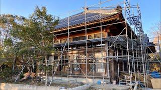 Japan Abandoned House Renovation Livestream