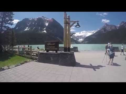 Summer Road Trip from Vancouver, BC to Calgary/Banff, AB