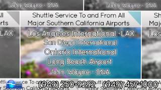 Airport Shuttle Orange County has been transporting California residents and visitors since 1990.
