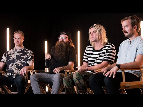 Judah & The Lion State Farm Neighborhood Sessions – Interview Part 2