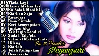 Mayang Sari Full Album | Tiada Lagi | Harus Malam Ini | ku salah Menilai | Lagu Pop Lawas Indonesia