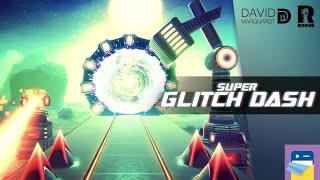Super Glitch Dash: iOS / Android Gameplay (by Rogue Games / David Marquardt)