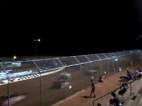 Swainsboro Raceway 9/16/17 Zaxby Create Late Model