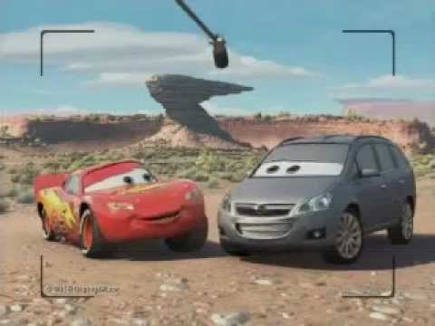 Pixar Opel Youtube