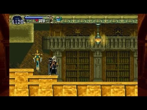 ~[Castlevania Requiem: SOTN] Sword Brother Glitch DOES NOT WORK! / Truco Sword Brothers NO FUNCIONA!