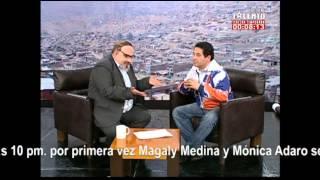 El Especial Del Humor: ¡Beto Tortis entrevistó a Salvador Heresi!