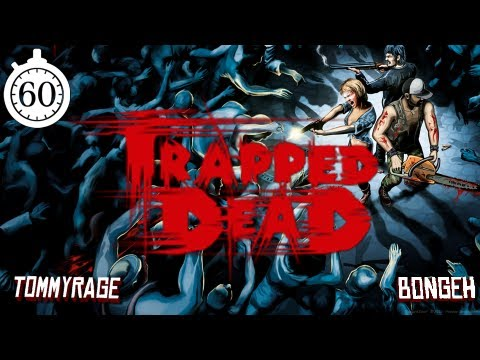 60 Second Gameplay Ep.2 Trapped Dead