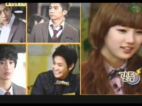 BEAST/B2ST Yoseob nervous around Miss A Suzy
