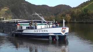 Zu Gast bei Familie Schramm auf dem Binnenfrachter MS Seestern