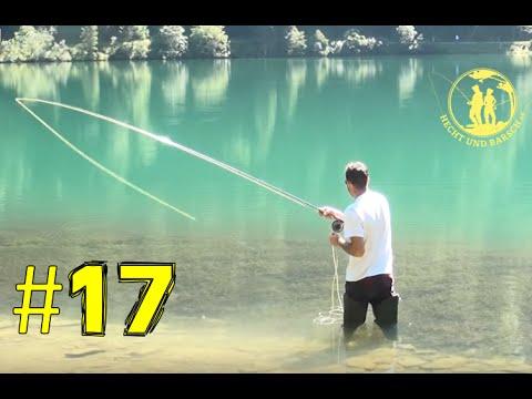 Fliegenfischen am See | Forellenangeln in Österreich Teil 1 | Livebiss