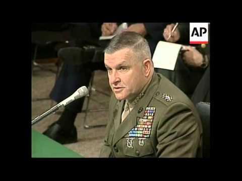 USA: GENERAL ANTHONY ZINNI ON IRAN