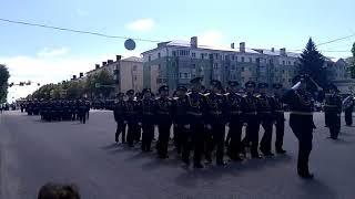 В Липецке проходит парад Победы