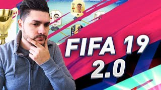 FIFA 19 2.0 - I PLAYED THE NEW FIFA 19 POST PATCH !!! THE BIGGEST PATCH IN FIFA 19 !!!