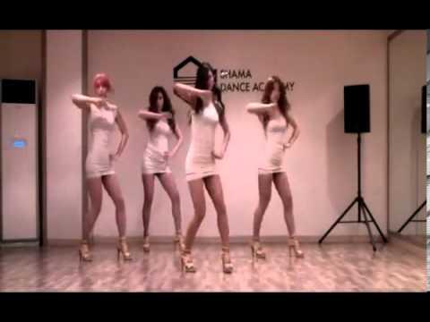 SISTAR ALONE cover dance BlackQueen ver