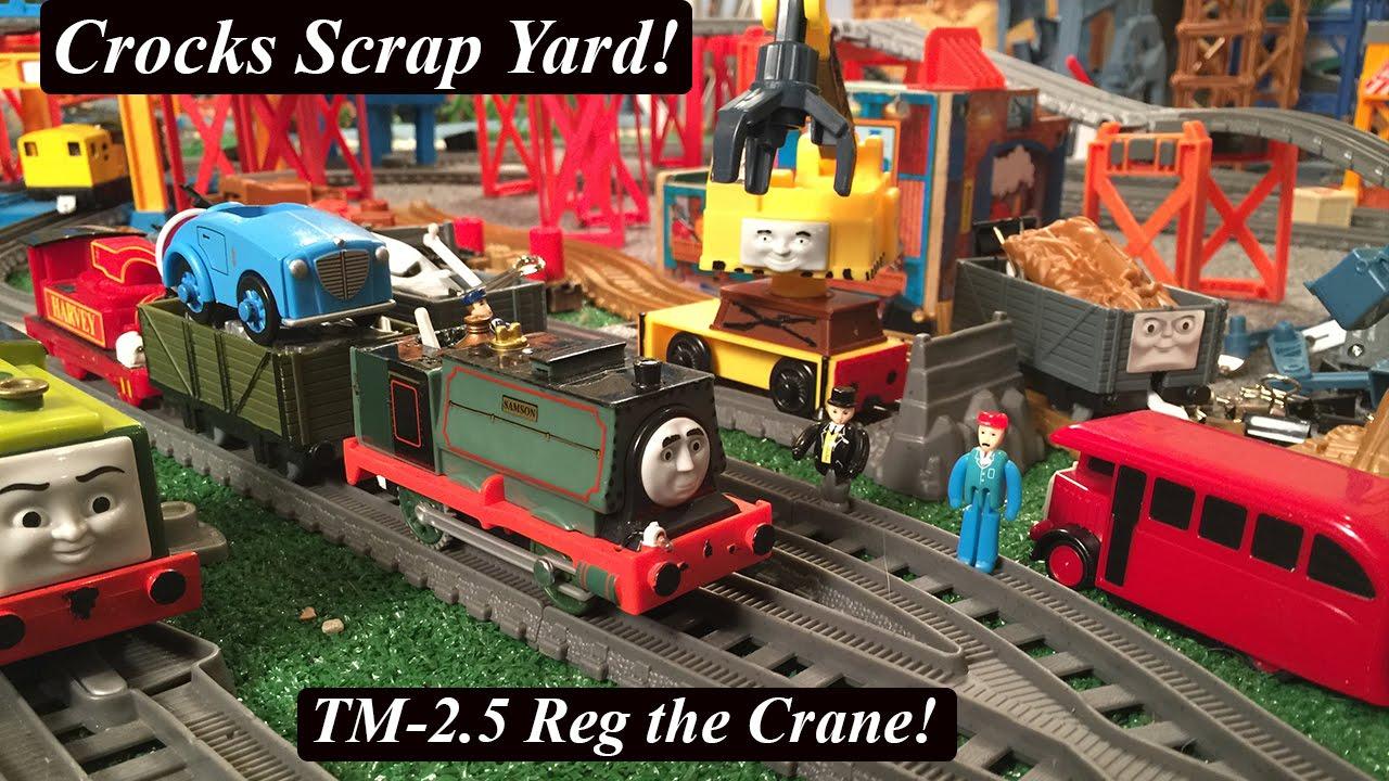 reg the scrapyard crane - photo #13