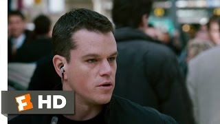 The Bourne Ultimatum (2/9) Movie CLIP - Ross and Waterloo (2007) HD