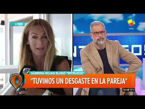 Entrevista completa - Sabrina Rojas habló sobre su separación con Luciano Castro: 'Hubo hastío'