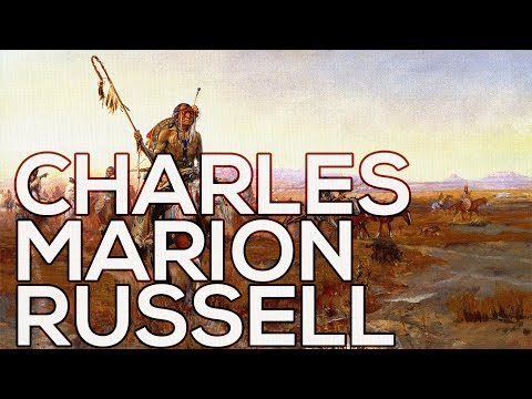 Charles Marion Russell: A collection of 293 works (HD)