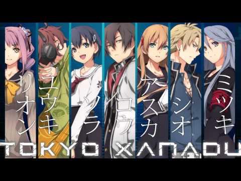 Tokyo Xanadu - New 5 minutes trailer