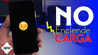 mi celular no prende, no carga, que debo hacer? | How To fix any Android Phone that won't turn on
