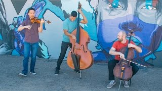 Simply Three - Chained to the Rhythm by Katy Perry (violin/cel…