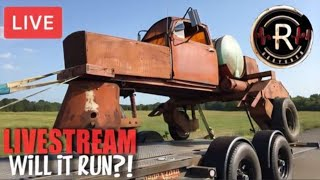 Will It Run Or Let It Rust LIVESTREAM/ Turnin Over The Ugliest VW Creation We've Ever Seen/ RESTORED