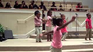 Jordynn Praise Dancing to Freedom by Nicole C. Mullen