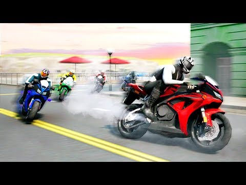 Bike Racing Games - MOTO RACER 2018 - Gameplay Android free games