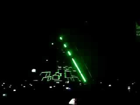 Daft PunkFace To FaceShort Circuit @ Palacio d ls Deportes