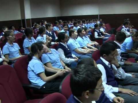 Kumluca Okullar Arası İngilizce Yarışması