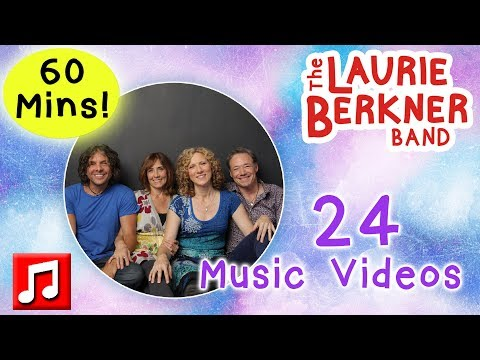 """60 Minutes: """"Waiting For The Elevator"""" Plus Lots More Laurie Berkner Music Videos"""