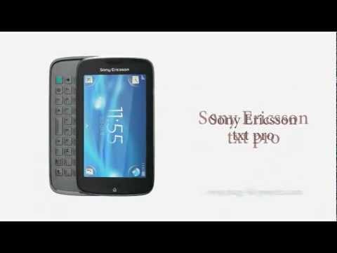 Sony Ericsson txt pro Ck15.flv