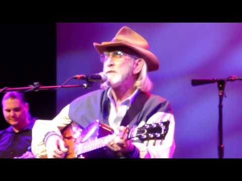 Don Williams - Good Ole Boys Like Me (Houston 11.13.14) HD