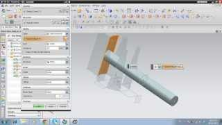 unigraphic nx 8 5 tutorial how to use extrude command
