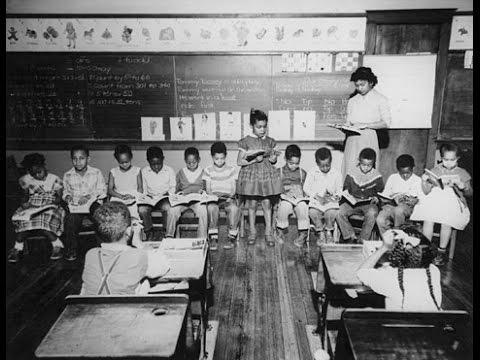 segregated schools 1950s - 480×360
