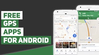 5 Best Free GPS Apps For Android of 2021 🔥 ✅ screenshot 3
