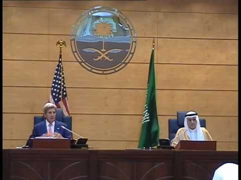 Press Availability with Saudi Foreign Minister Adel al-Jubeir
