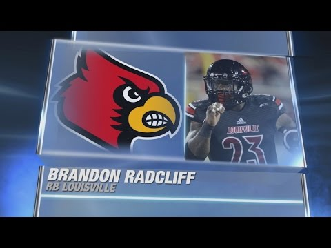 Best of Louisville's Brandon Radcliff vs. Syracuse