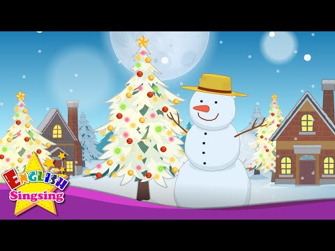 White Christmas  Christmas Carol  Christmas Kids   Xmas Music