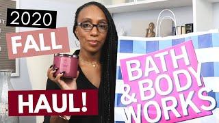 Fall Bath & Body Works Haul | Fall Candle Haul 2020