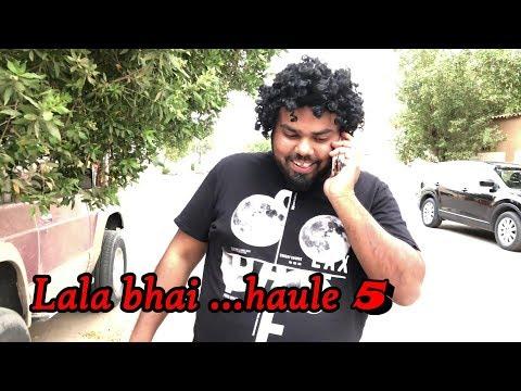 Lala Bhai...haule part 5 | hyderabadi comedy | Deccan Drollz