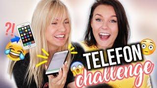 Haare verätzen ? 😳 .. TELEFON CHALLENGE mit Kelly Missesvlog | Dagi Bee