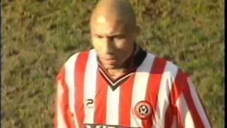 2001-02 Sheffield United v West Bromwich Albion, worst tackle ever?