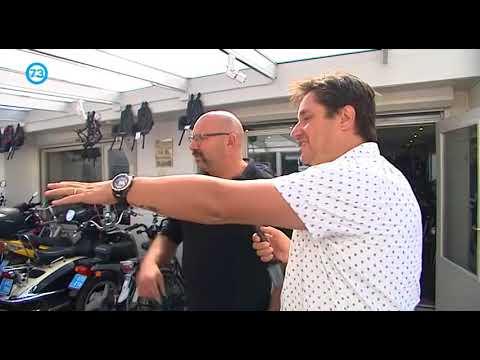 dwalend door Den Bosch - Wim vd Ven fietsen
