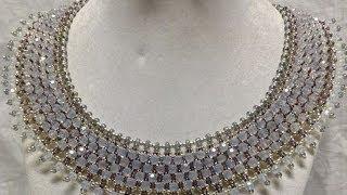 Regal Lace NecklaceTutorial