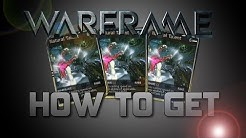 How To Get Natural Talent - Warframe